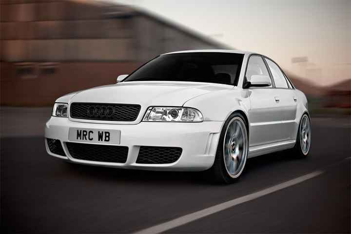MRC Tuning S4  Engine: 2.7 biturbo