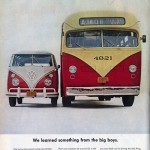 Coolest Vintage VW Ads