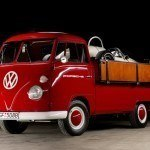 1965 VW Single Cab Transporter