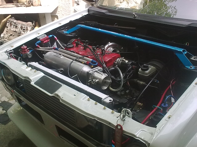81 golf engine