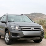 2015 VW Tiguan S Provides Great Drive With Lackluster Design