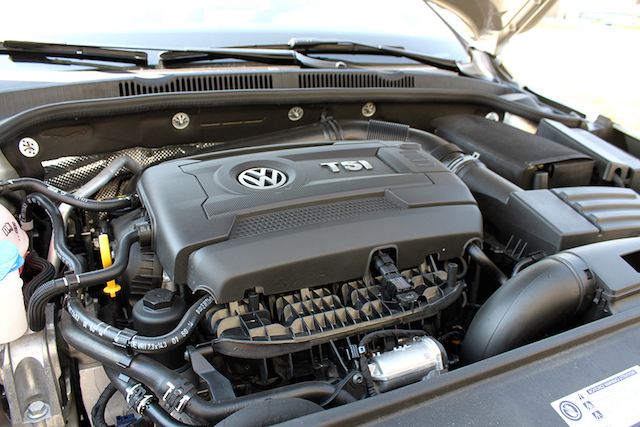 Jetta SEL engine