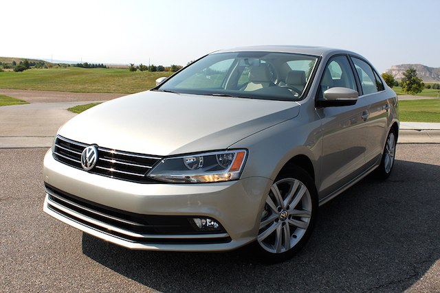 Jetta SEL review
