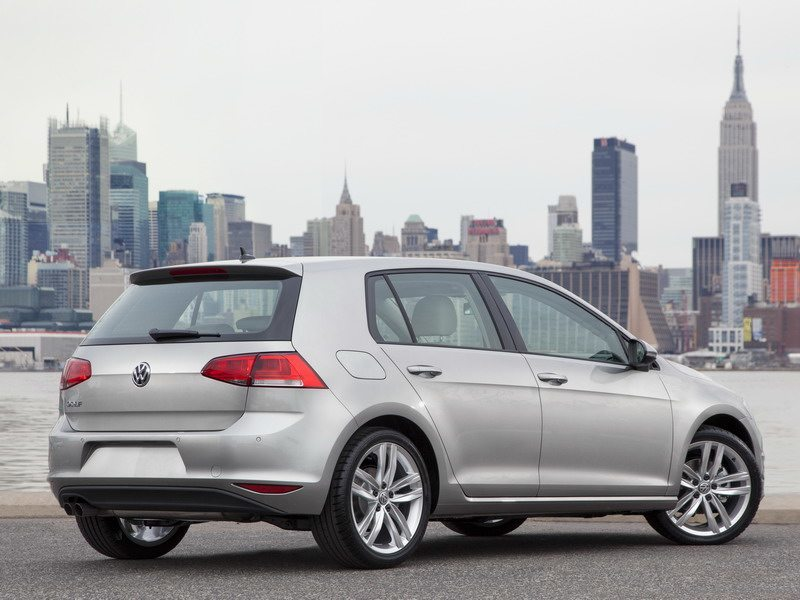 All New Golf TDI