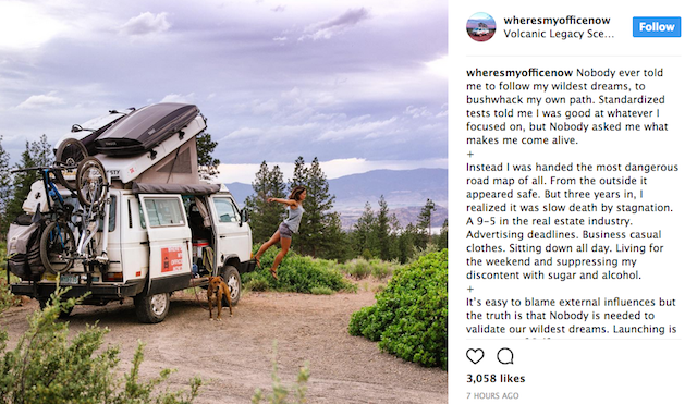 VanLife on IG