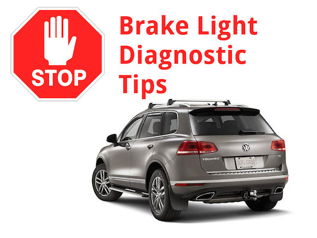 VW Brake lights tips