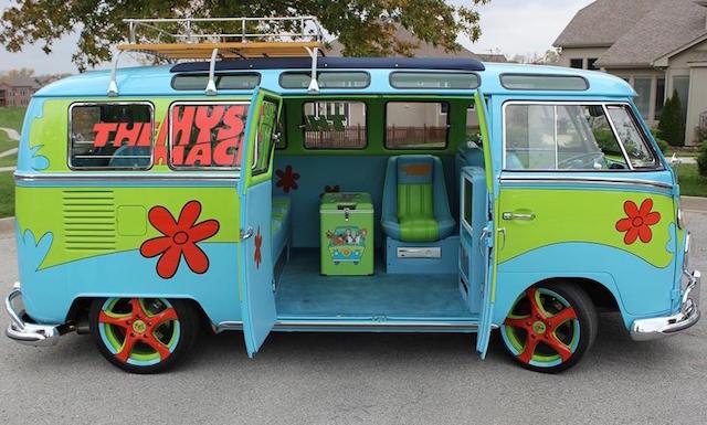 Vwpartsvorte The 10 Coolest Custom Vw Bus Interiors