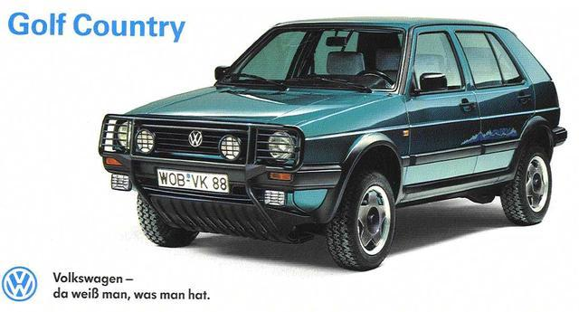 VW Country Ad