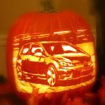 This Halloween, Turn Your Pumpkin Into a 2015 Golf R