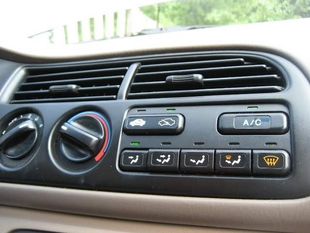 VW Jetta Heater
