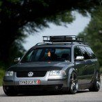 10 Amazing Stanced Passat Wagons