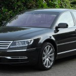 A Short History of the VW Phaeton