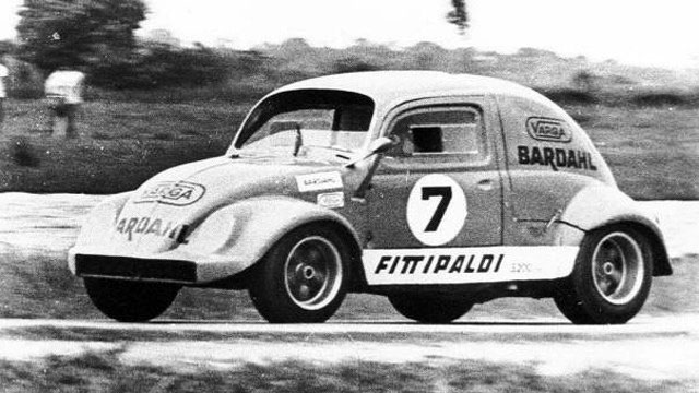 VW Fittipaldi Beetle