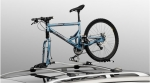 Fork Mounted Bike Rack For Bikes W/ Disc