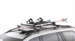 Roof Mounted Ski Holder - 6 Pairs