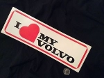 I Love My Volvo