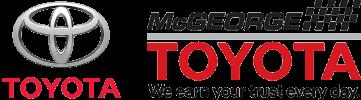 McGeorge Toyota Online Parts Logo