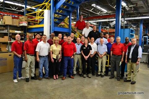 GM Parts Club Dallas
