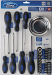 Ford Tools  -  31 Piece Screwdriver Set