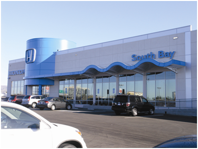 Photo of South Bay Honda Dealership