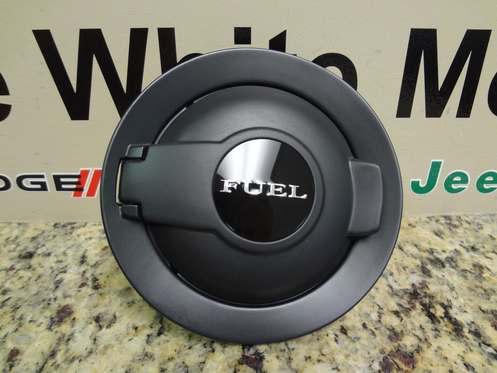 Door Fuel-Fuel Fill