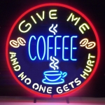 New Coffee Neon Sign By Neonetics 5Coffee