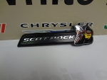 2015 Dodge Charger Scat Pack Front Grille Emblem Nameplate 3-D Bee Mopar Genuine