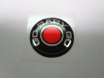 "Keyless Go Push Button Decal ""Go Baby Go"""