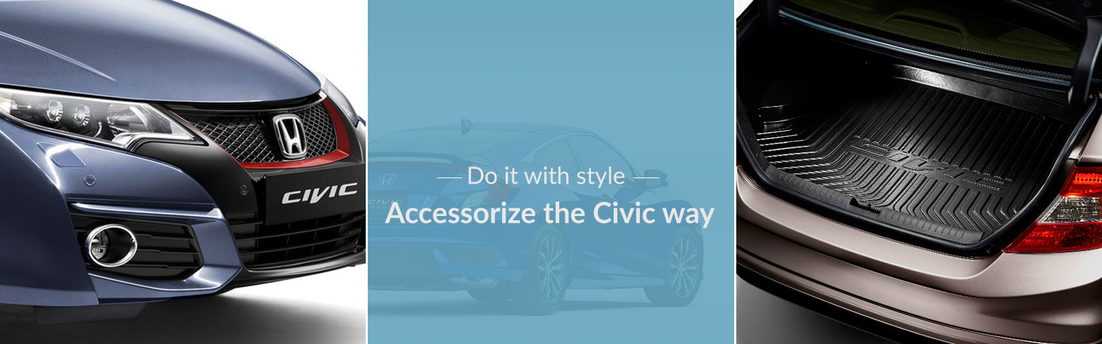 Civic Accessories