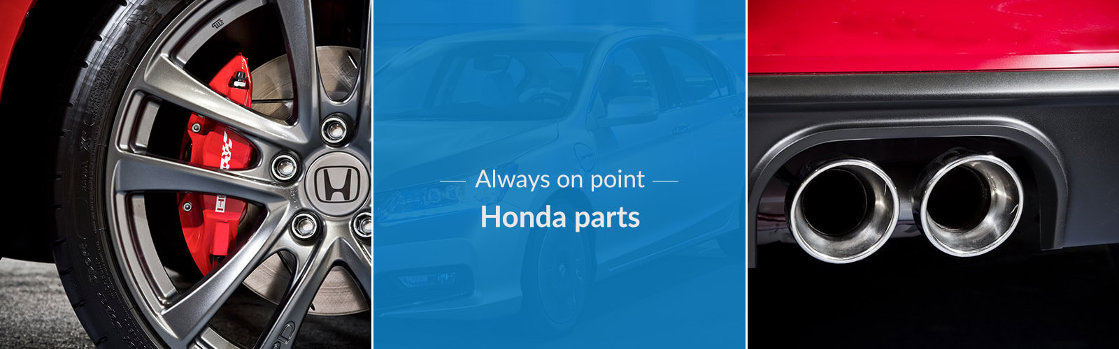 Honda Maintenance Parts