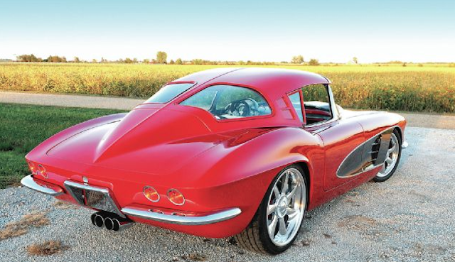 Split window Vette4a