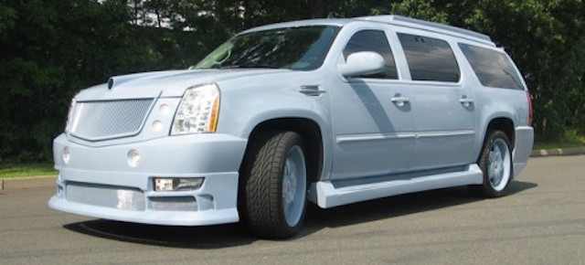 Body kit Escalade