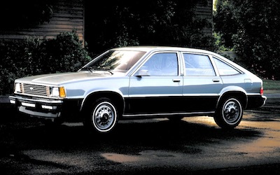 Chevy Citation II