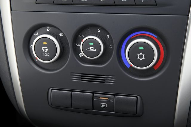chevy heater dial