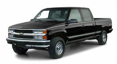 Chevy K2500 parts