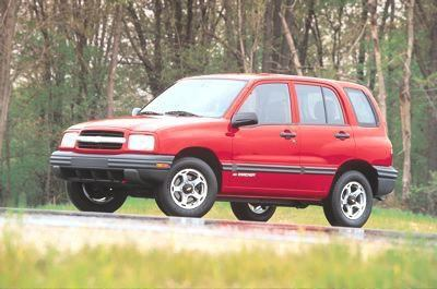 Chevy Tracker