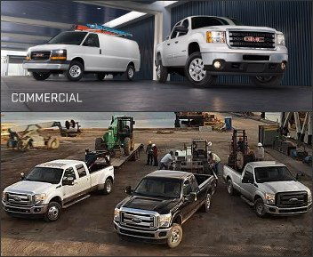 Wholesale Commercial Truck Parts Ford and GM