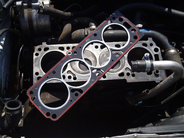 Head gasket block