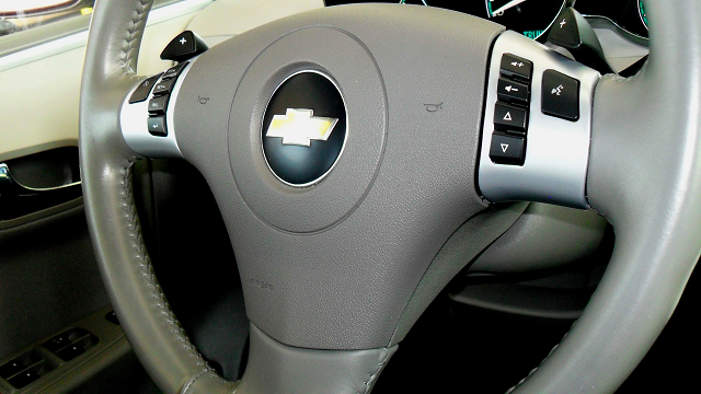 chevy malibu bluetooth