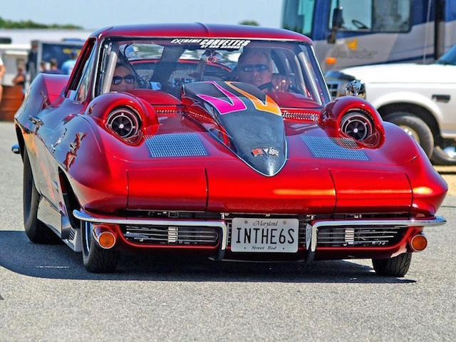 Split window Vette7
