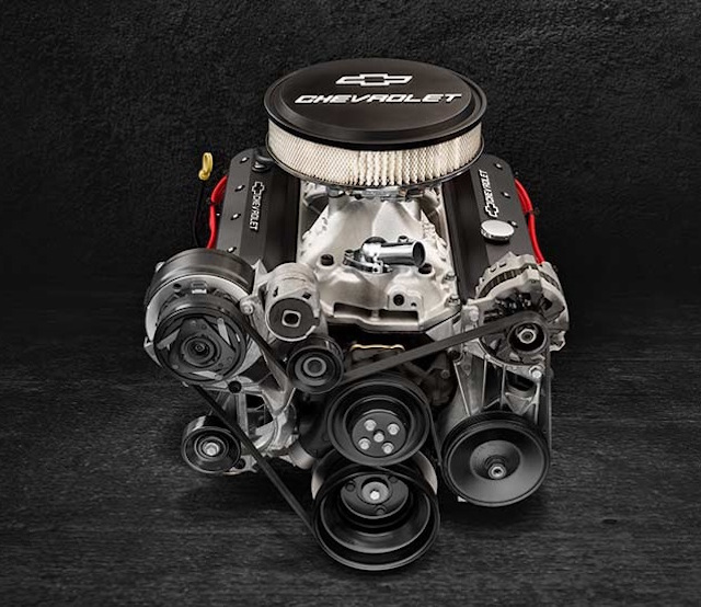 ZZ6 crate engine