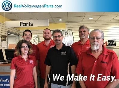 Our OEM Volkswagen Parts Experts