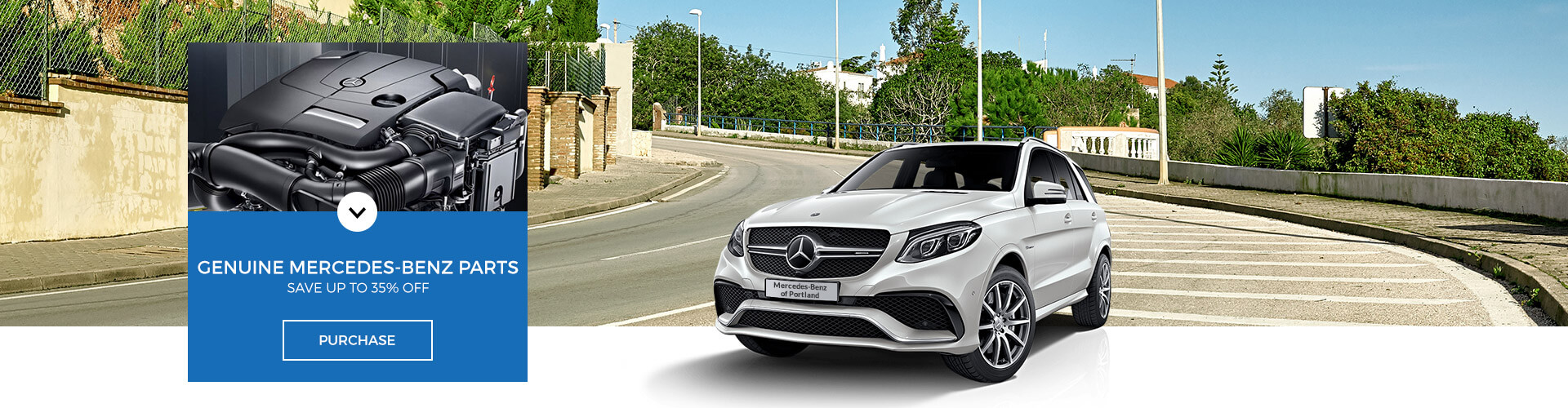 35% OFF Mercedes-Benz Parts