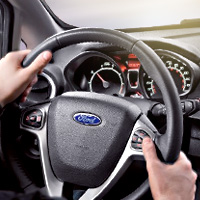Tips for avoiding accidents while driving a Ford
