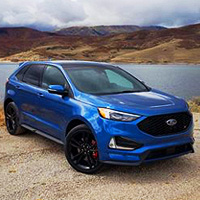 A Review of 2019 Ford Edge ST