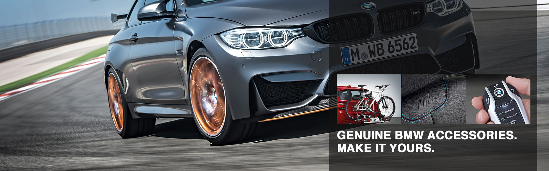 Genuine BMW Accessories