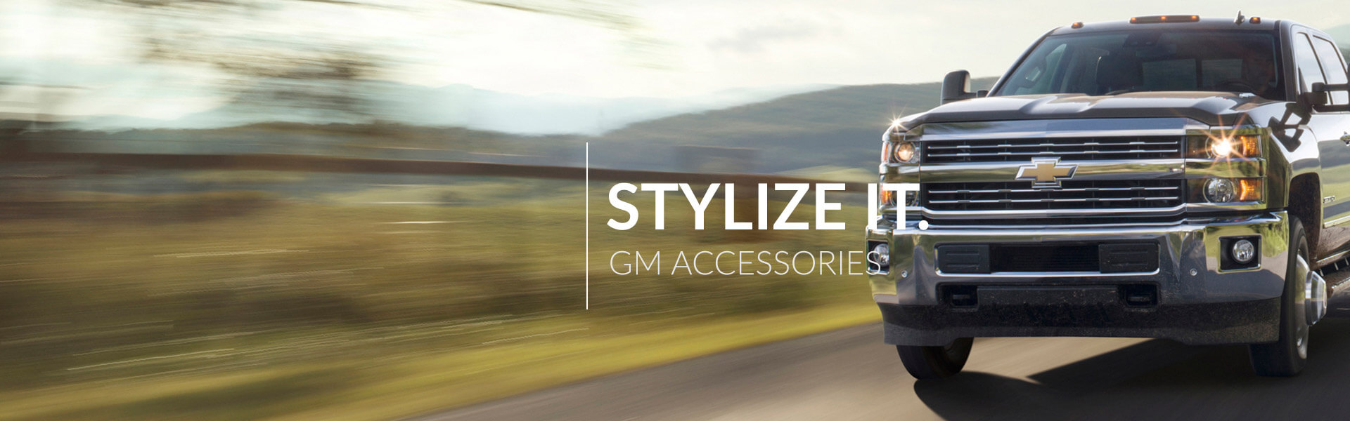 Stylize It - GM Accessories