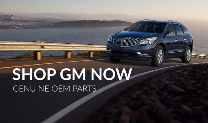 Shop GM Now - Genuine GM Parts