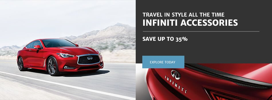 Genuine Infiniti Accessories