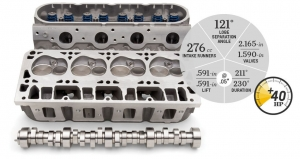 LS3 Power Upgrade Kit Includes Cnc Ported LS3 Assembled Cylinder Heads